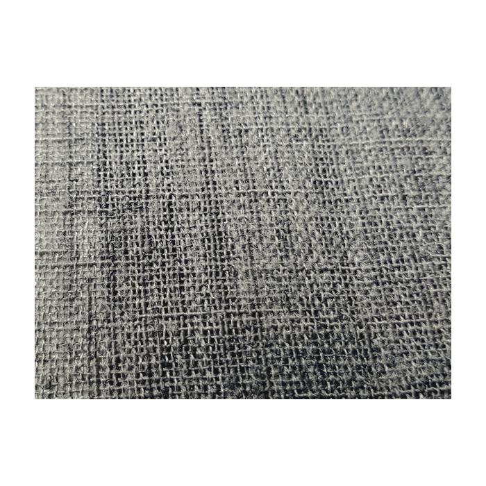 voilage tamine aspect lin anthracite. Black Bedroom Furniture Sets. Home Design Ideas