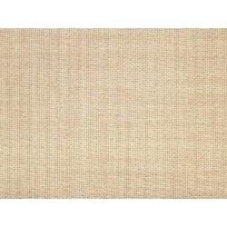 Tissu occultant beige non feu M1 aspect lin 300cm