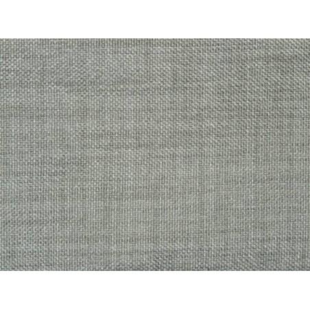 Tissu occultant gris non feu M1 aspect lin 300cm