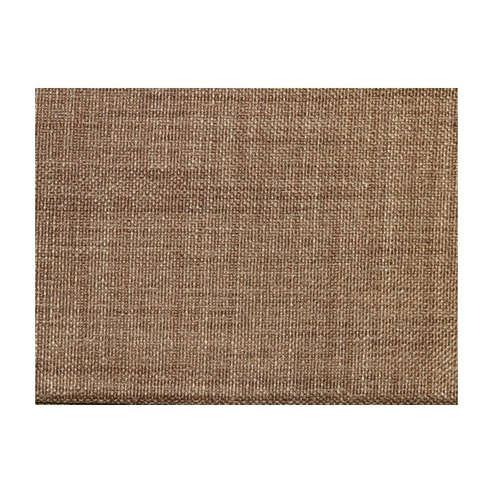tissu opaque marron non feu aspect lin 300cm. Black Bedroom Furniture Sets. Home Design Ideas