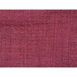 Tissu occultant prune non feu M1 aspect lin 300cm