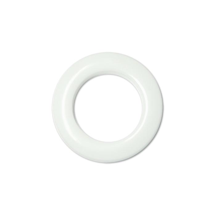 oeillets clipsables diam tre 55mm blanc pack de 8. Black Bedroom Furniture Sets. Home Design Ideas