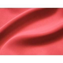 Tissu au métre - occultant non feu Rouge