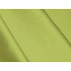 Satin de coton Vert Olive