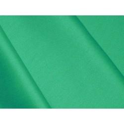 Satin de coton Vert Emeraude