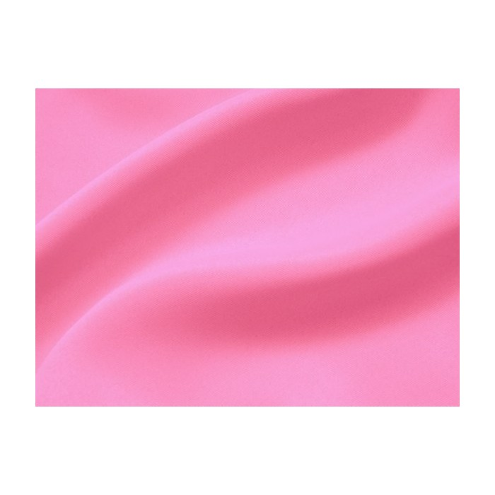 Lot de 3 mètres tissu occultant non feu Rose Fuchsia