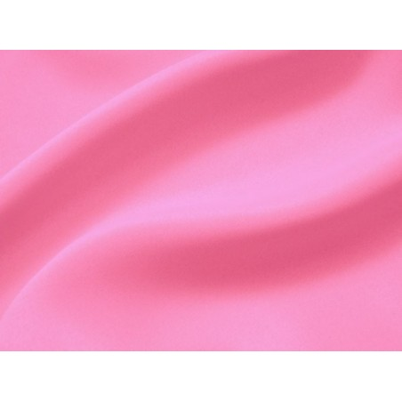 Lot de 2 mètres tissu occultant non feu Rose Fuchsia