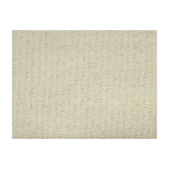 Tissu occultant crème non feu M1 aspect lin 300cm
