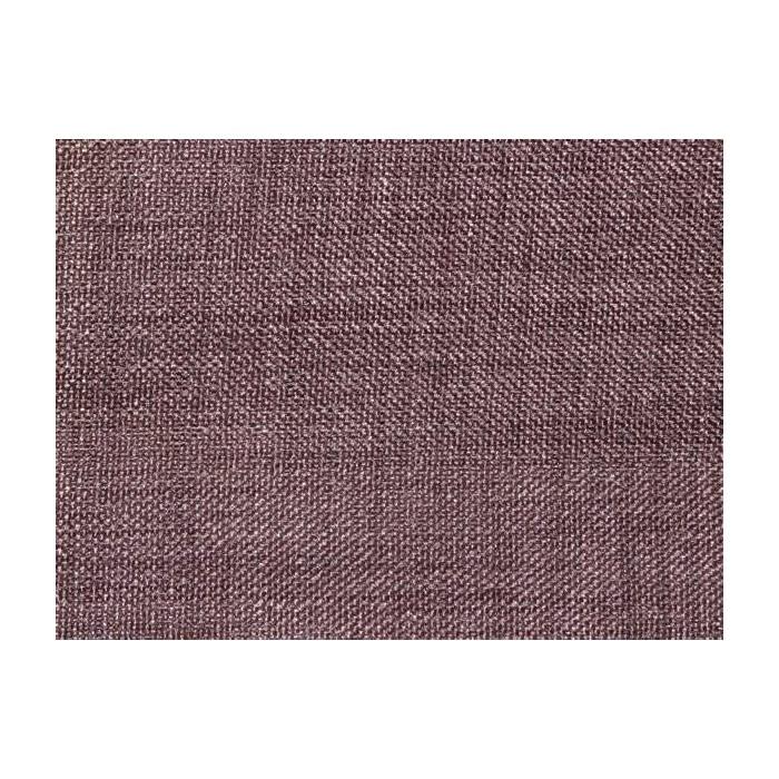 Tissu occultant chocolat noir non feu M1 aspect lin 300cm