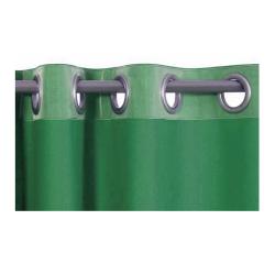 Bande de renfort à coudre pour oeillets de rideaux largeur 10 cm - vendu au ML
