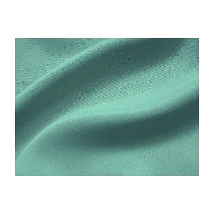 Tissu au métre - occultant non feu Vert Emeraude