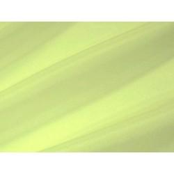 Tissu voile brillant uni Vert