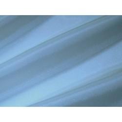 Tissu voile brillant uni Bleu Navy