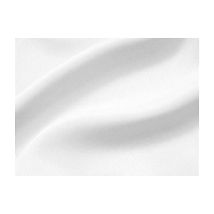 Tissu au métre - occultant non feu Blanc