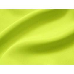 Tissu au métre - occultant non feu Vert Anis