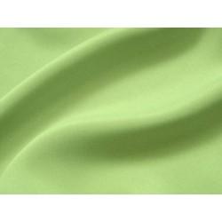 Tissu au métre - occultant non feu Vert Pomme