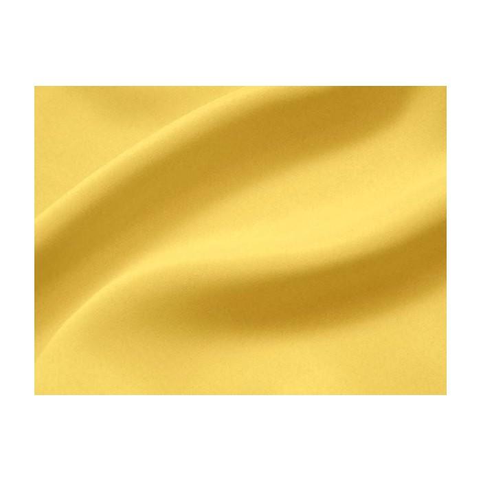 Tissu au métre - occultant non feu Jaune