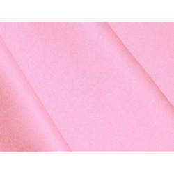 Satin de coton Rose